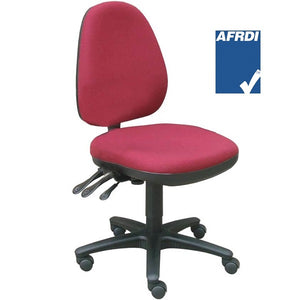 Omega Typist Chair H - Cheap Office Furniture Sydney