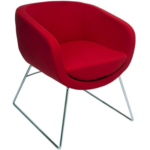 Scorpion Tub Chair - Cheap Office Furniture Sydney