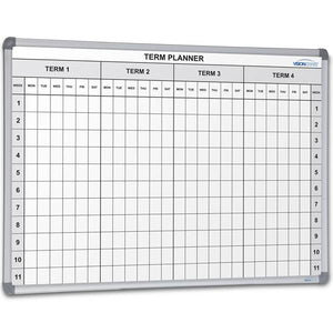 School 4 Term Planner Small - Cheap Office Furniture Sydney