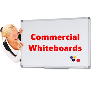 Commercial Whiteboard 1200 x 900 - Cheap Office Furniture Sydney