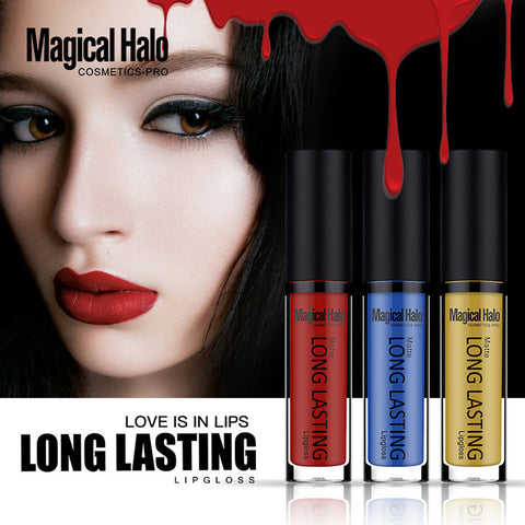 Waterproof Matte Liquid Lipstick Long Lasting Lip Gloss Lipstick