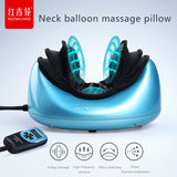 Electric Cervical Traction shiatsu Neck Heating massager vibrators Car Massage Pillow