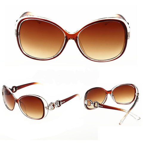 Hot! Fashion Eyewear Retro Vintage Oversized Women Fashion Designer Sunglasses