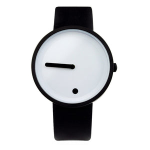 White Simple Watch