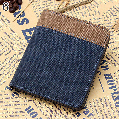 canvas slim wallet