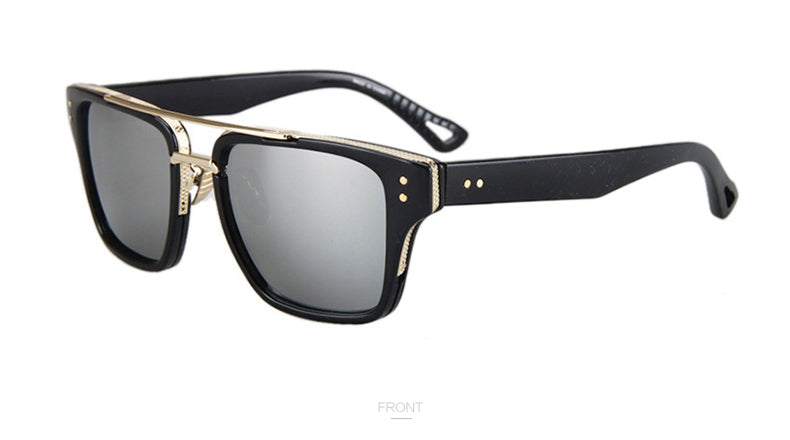 Black Fashion Sunglasses for Men