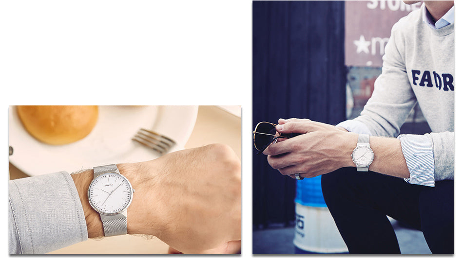 Theory Slim Watch for Men