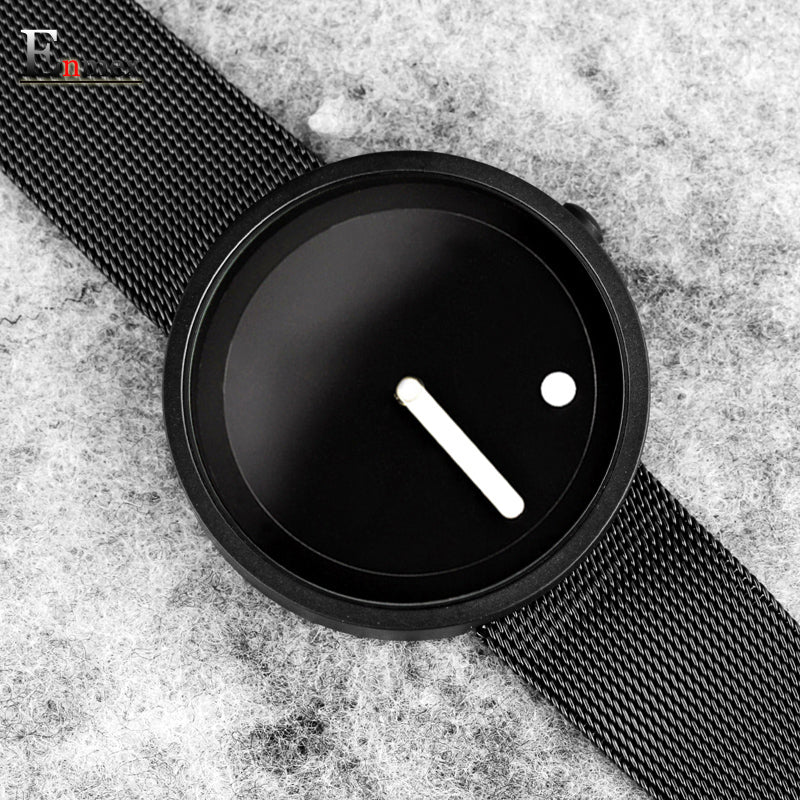 Simple Black Watch
