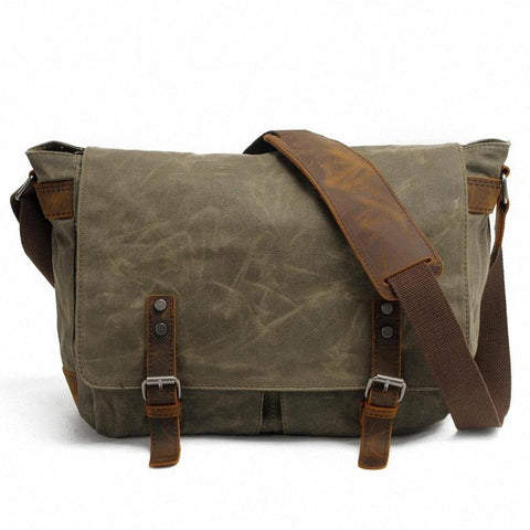 Dash Vintage Messenger Bag