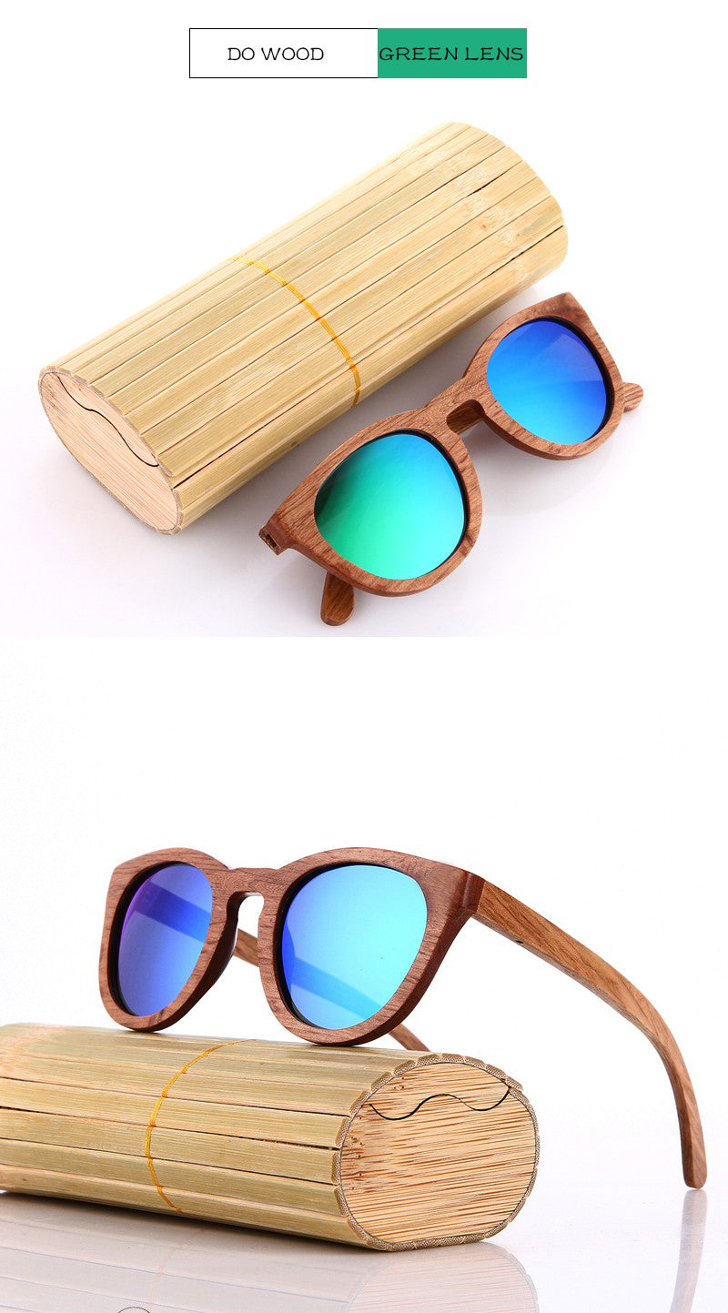 Terra Wooden Sunglasses