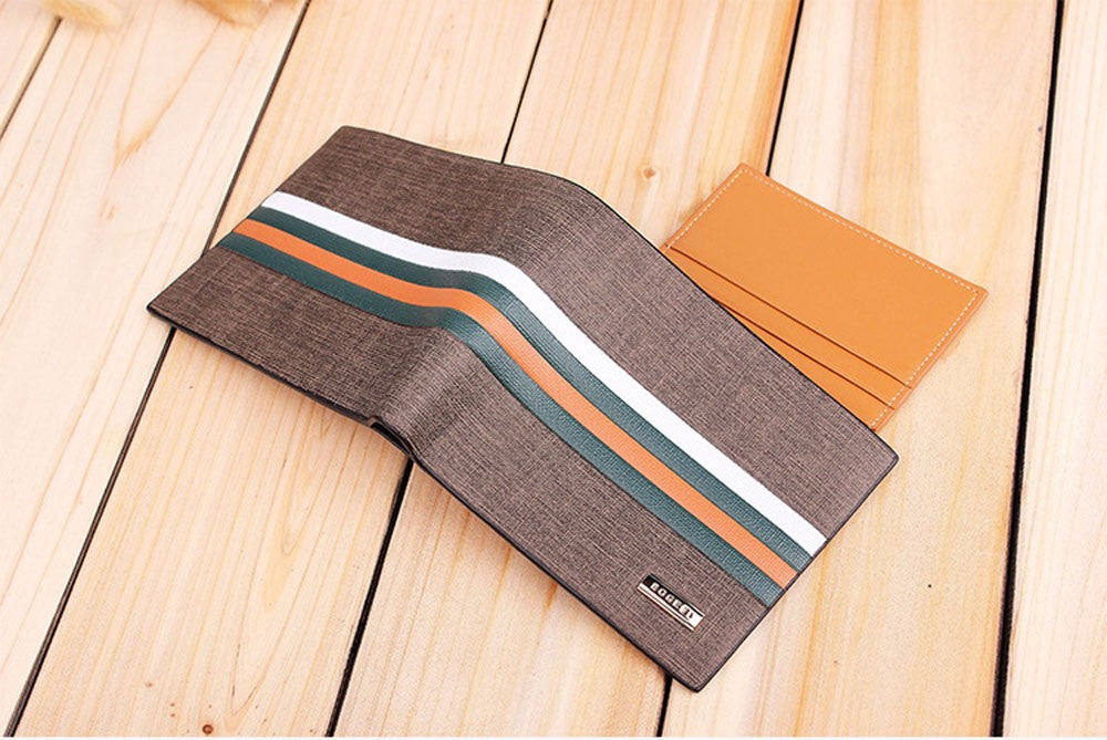 striped wallet - Bellissimo