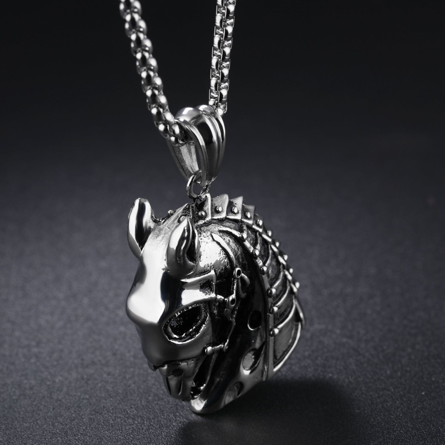 War Horse Necklace
