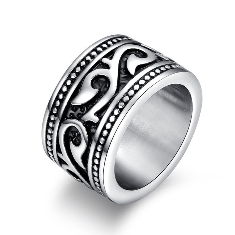 Viri Tribal Ring