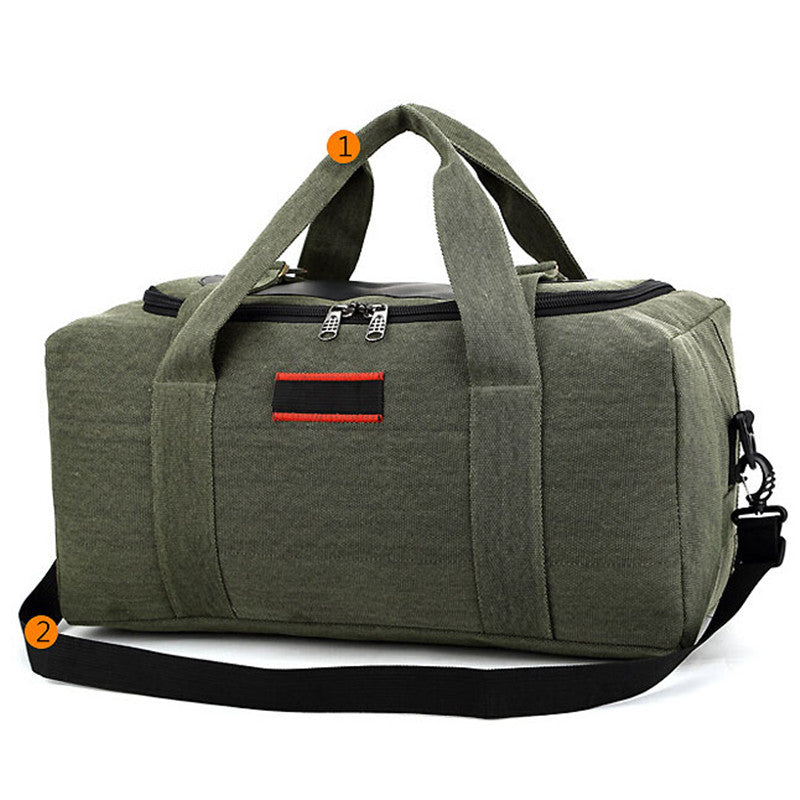 Stigma Travel Duffle Bag