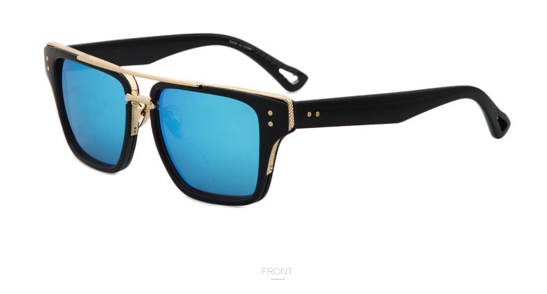 Blue Fashion Sunglasses for Men
