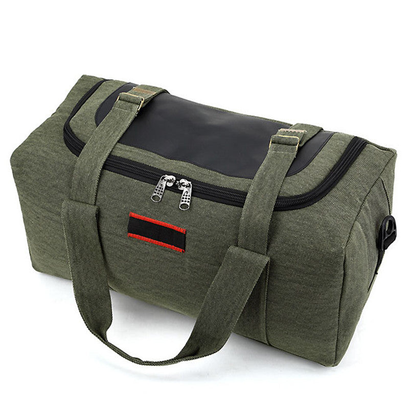Canvas Travel Duffle Bag - Stigma