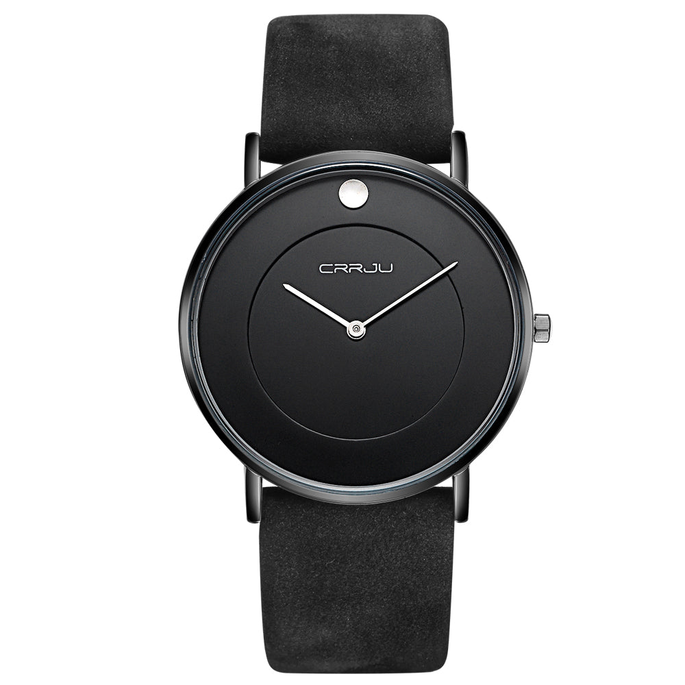 Black Unisex Watch
