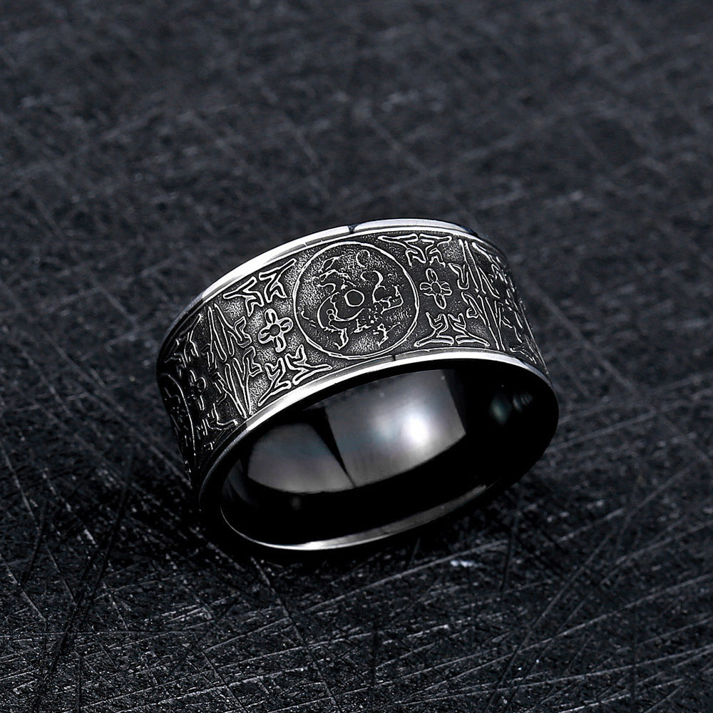 etched ring - relic