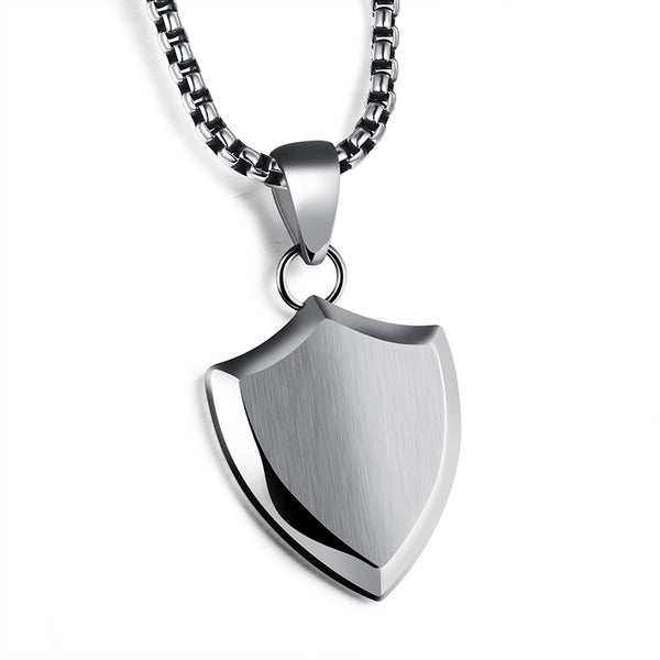Sentinel Shield Necklace