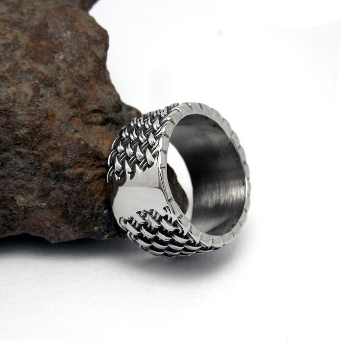Deter Barbed Wire Ring