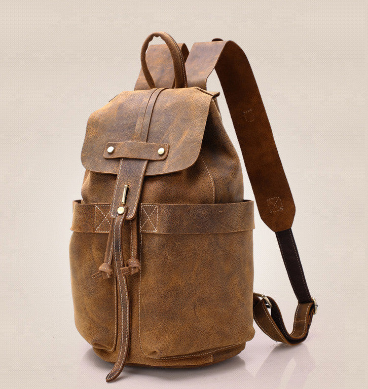 Era Leather Rucksack