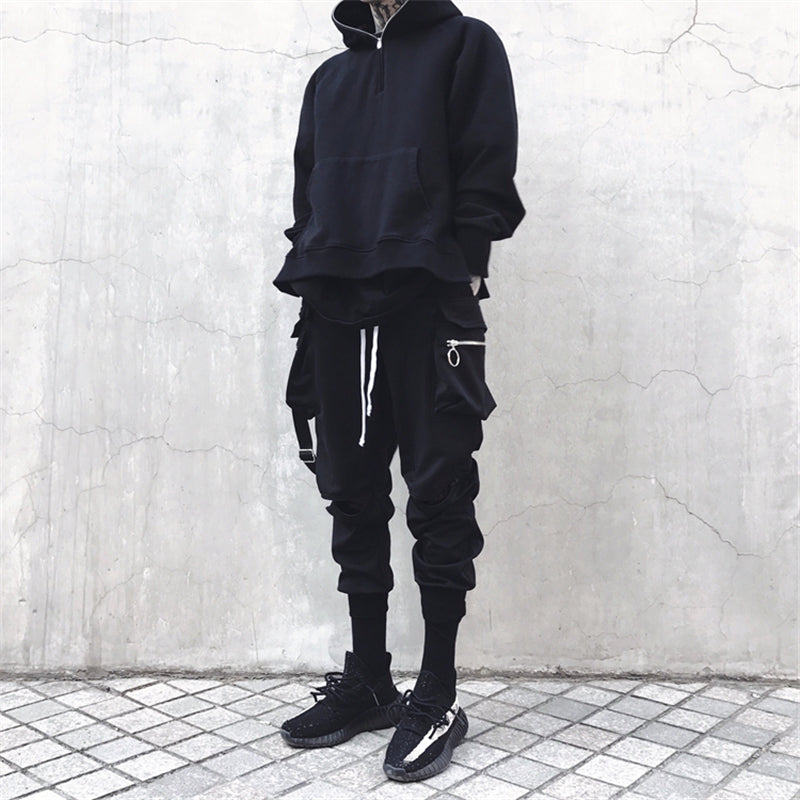 Incense Black Joggers