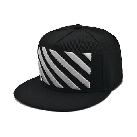 Amped Snapback Hat