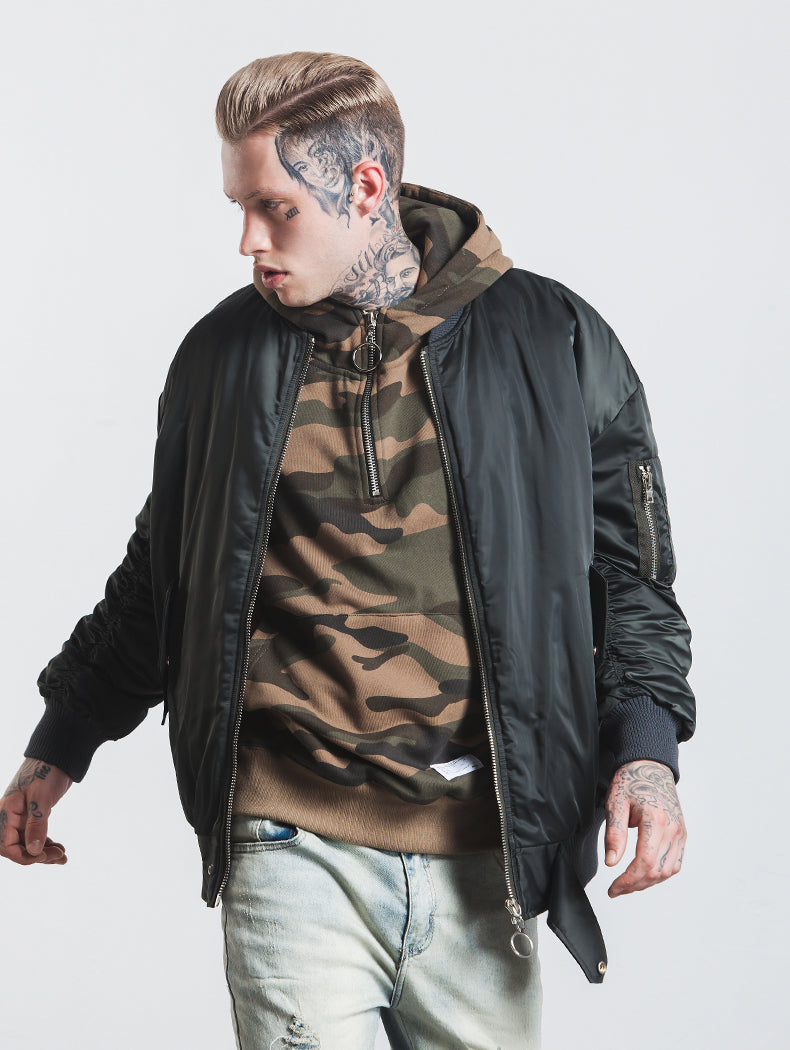 urban bomber jacket