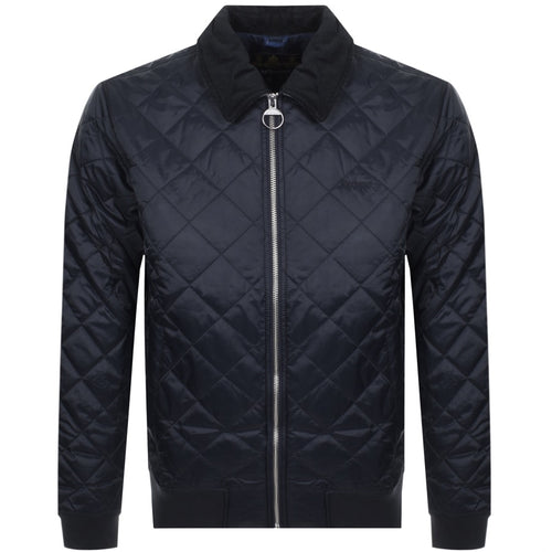 Barbour Skerry Quilted Jacket - Navy