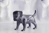 3D Art Object & Puzzle - Dog