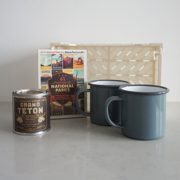Outside In Gift Crate - Grand Teton