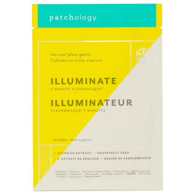 FlashMasque Illuminate - 5 Minute Sheet Mask