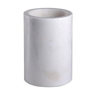 Marble Wine Chiller - White