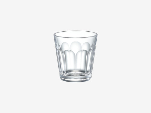 Common Glass Tumbler, Set of 4, 6.76 fl.oz. - Clear