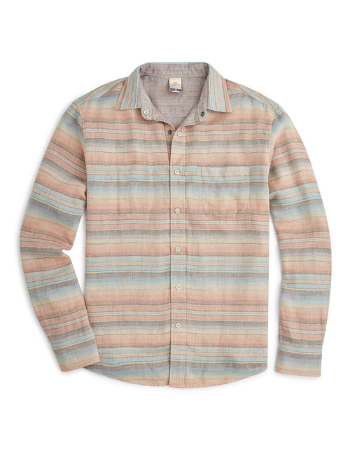 Reversible Belmar Shirt - Evening Playa