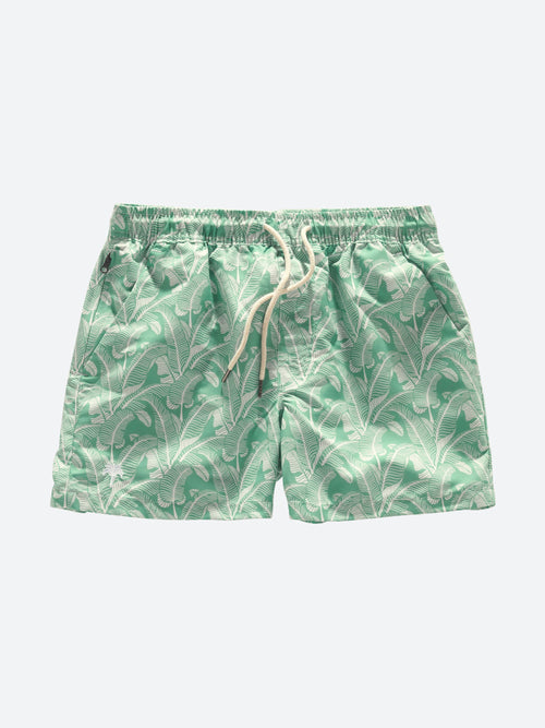 New Leaf Swim Shorts
