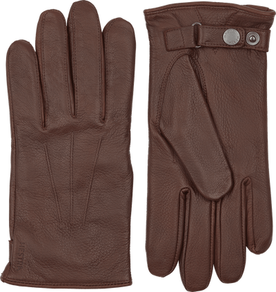 Eldner Gloves - Chestnut