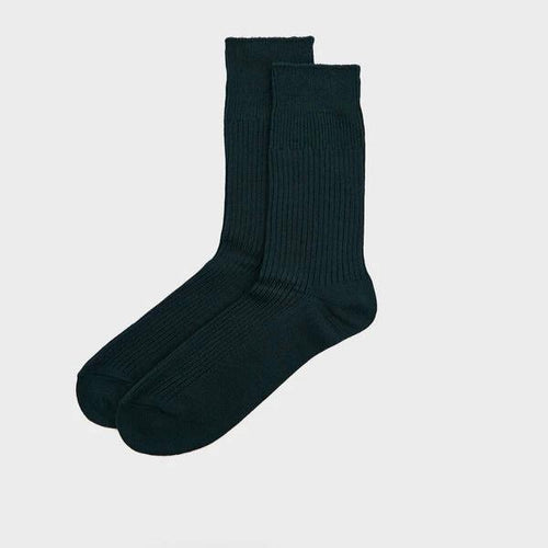 Brilliant Crew Sock - Moss