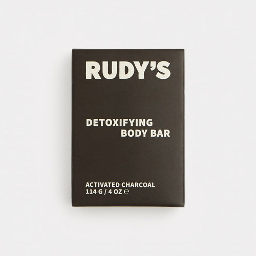 Detoxifying Body Bar- Activated Charcoal, 4 oz.