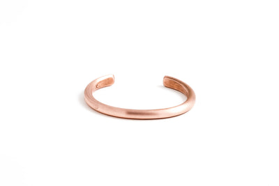 Heavyweight Champion Cuff - Brushed Copper
