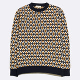 Diamond Knit - Multi Colour