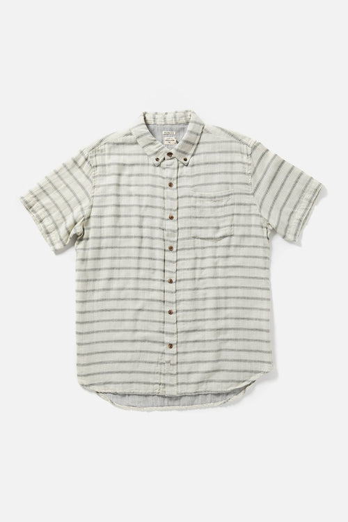Jordan Striped Doublecloth Short Sleeve Shirt