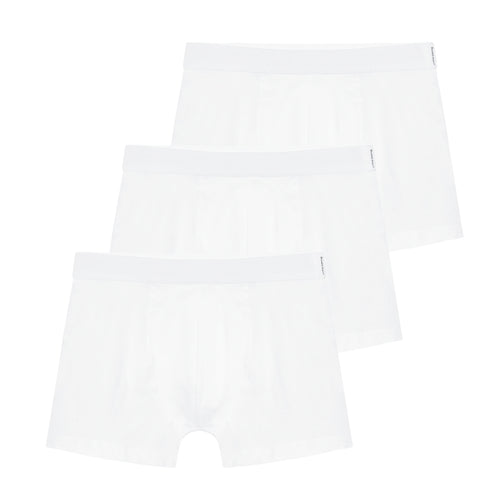 Boxer Briefs, 3 pack - White
