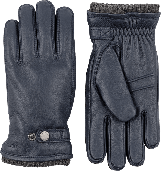 Elk Utsjo Gloves - Midnight Navy