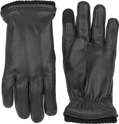 John Gloves - Black