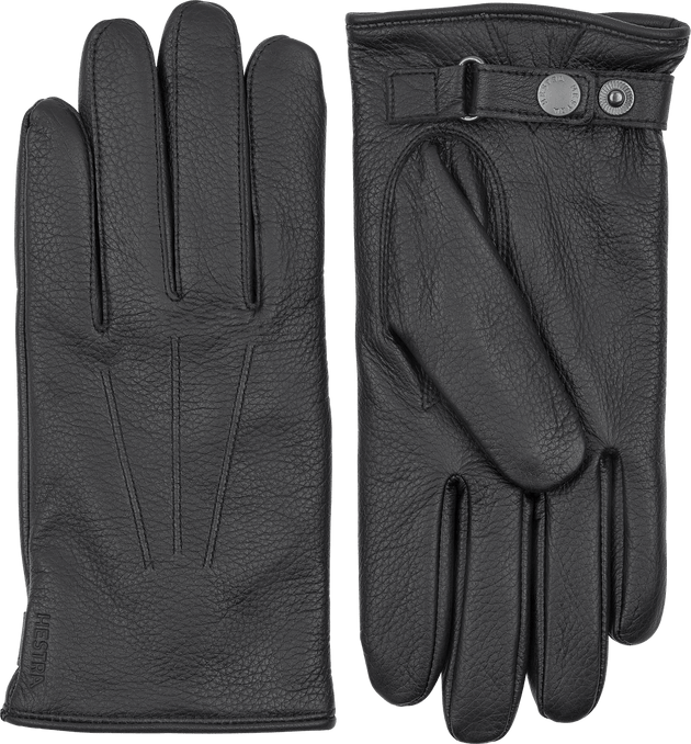 Eldner Gloves - Black