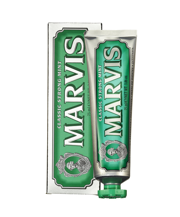 Marvis Classic Strong Mint Toothpaste, 3.8 oz.