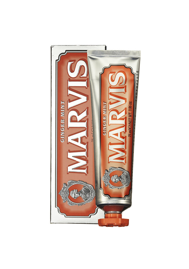 Marvis Ginger Mint Toothpaste, 3.8 oz.