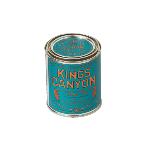 National Park Collection Candle - Kings Canyon