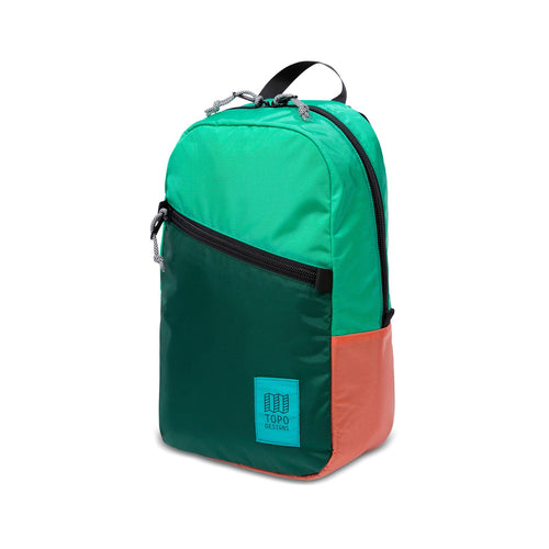 Light Pack - Mint/Forest/Coral